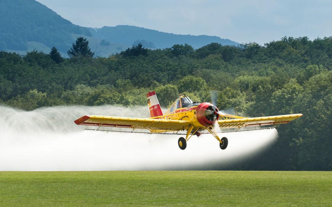 Avoid Pesticide Drift During Spraying Season