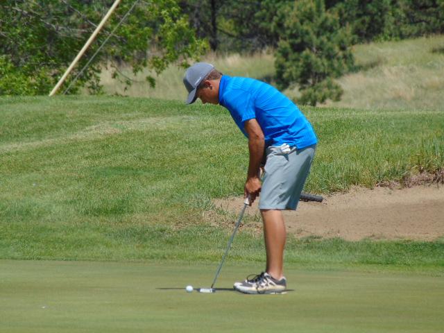Maier Leaves An Impression On Eureka High School Golf